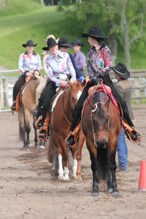 AQHA-NZ youth programme